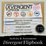 Divergent Flipbook: A Close Reading of the Faction Manifestos
