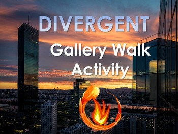 Divergent Gallery Walk: Writing and Image Analysis Activity