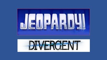 Divergent Jeopardy