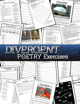 Divergent Poetry: Creative Writing & Close Reading Activities