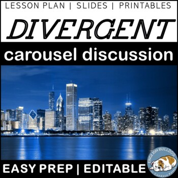 Divergent Pre-reading Carousel Discussion