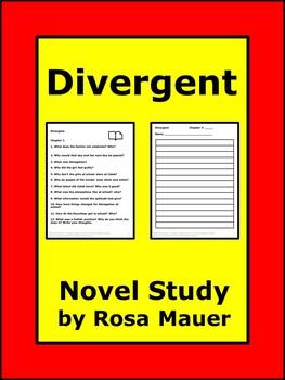 Divergent Novel Study
