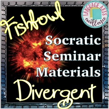 Divergent (Roth) Socratic Seminar Lesson Plan and Materials