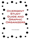 Divergent Study Guide, Graphic Organizers, and Pre-Reading
