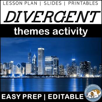 Divergent Themes Textual Analysis Activity
