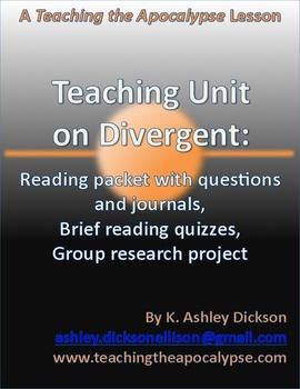 Divergent Unit Materials and Activities