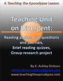 Divergent Unit Materials and Activities