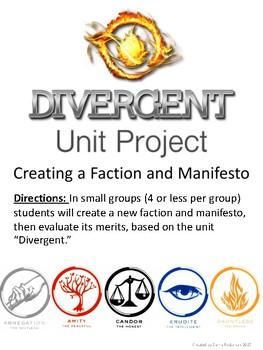 Divergent Unit Project