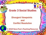 Divergent Viewpoints and Conflict Resolution