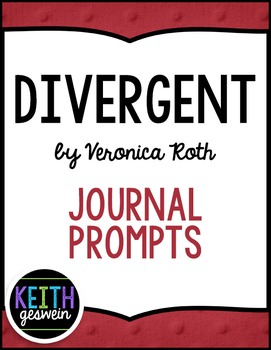 Divergent by Veronica Roth 34 Comprehension Assessment Questions