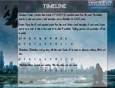 Divergent by Veronica Roth Timeline Project