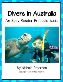 Divers in Australia