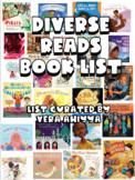Diverse Book List
