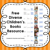 Diverse Children's Books Spreadsheet