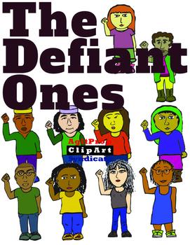 Diverse ClipArt: The Defiant Ones