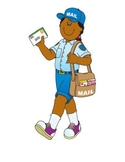 Diverse Community Helpers Flashcards - Letter Size