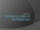 Diverse Cultures of Southeast Asia