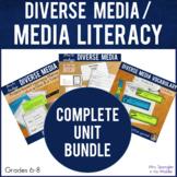 Media Literacy Complete Unit Printable BUNDLE
