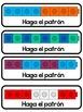 Diversión con cubos de matemáticas - A Spanish Math Center for Pre-K to 1st