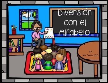 Diversion con el Alfabeto