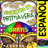 Diversión en Primavera - Set Gratuito - Fun in Spring!!!