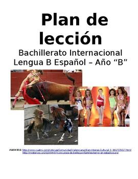 Diversión y entretenimiento controversial: IB Spanish unit plans