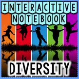 Diversity Health Interactive Notebook