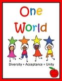 Diversity, Acceptance, and Unity
