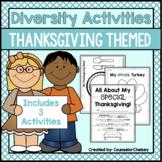 Diversity Activities - Thanksgiving Themed