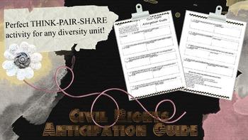 Civil Rights Anticipation Guide
