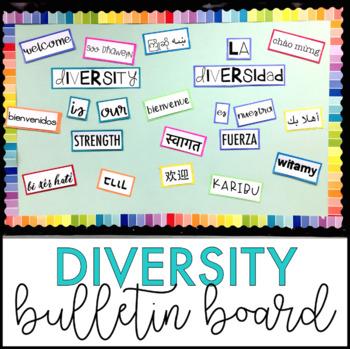 Diversity Bulletin Board Kit