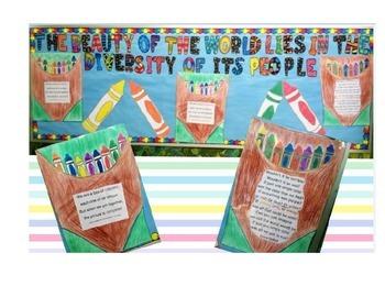 Diversity Bulletin Board - We are all unique