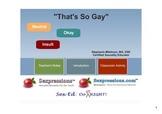 Diversity Education SMART Board™ Package: Gender, Sexualit