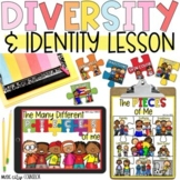 Diversity, Identity, & Self-Esteem In-Person & Digital Lea