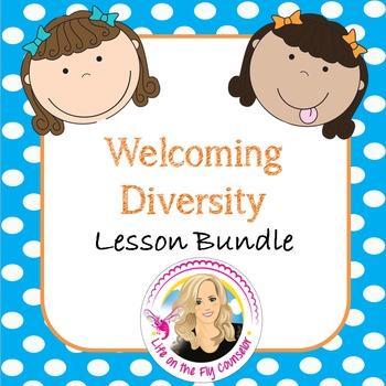 Diversity Lesson K-5, BUNDLE DISCOUNT, 3 LESSONS