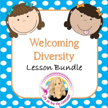 Diversity Lesson K-5, BUNDLE DISCOUNT, 3 LESSONS