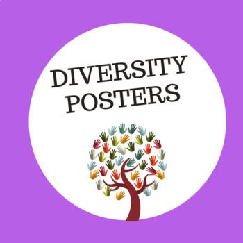 Diversity Posters (8.5 x 11)