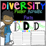 Diversity Posters and Acrostic Poem