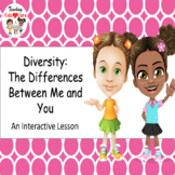 Diversity : The Differences Between Me and You - Interacti