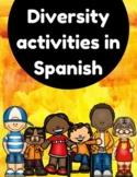 Diversity activities in Spanish (Actividades de diversidad)