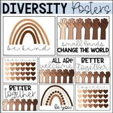 Diversity and Inclusion Classroom Posters