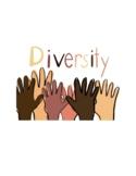 Diversity clipart PDF