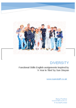 Diversity for Functional Skills English