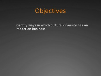 Diversity in the Workplace - Intro to Business Ch. 16.2