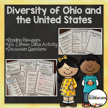 Diversity of Ohio and the United States
