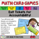 Divide A Unit Fraction by A Whole Number: Math Card Games