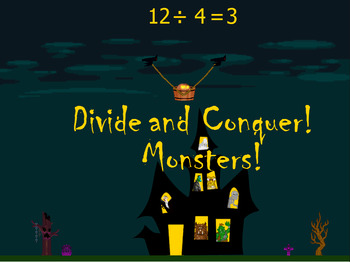 Divide & Conquer - Monsters