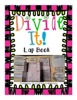 Divide It!  A Division Lap Book
