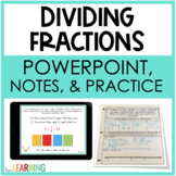Divide Unit Fractions and Whole Numbers: BUNDLE