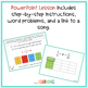 Divide Unit Fractions and Whole Numbers: PowerPoint Lesson